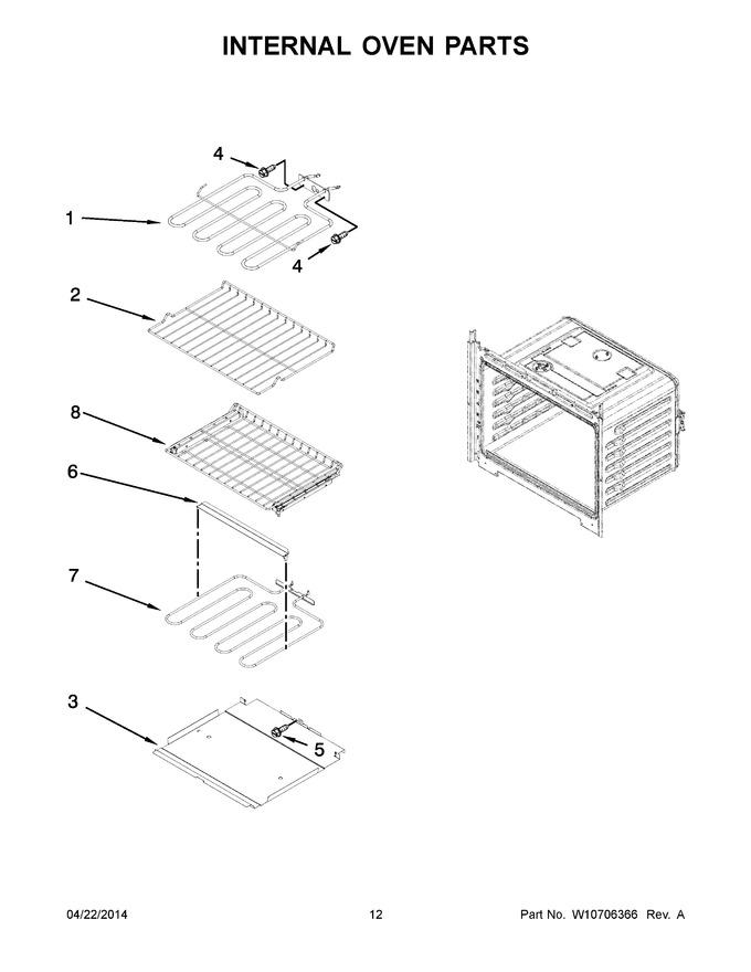 Diagram for MEW7627DE00