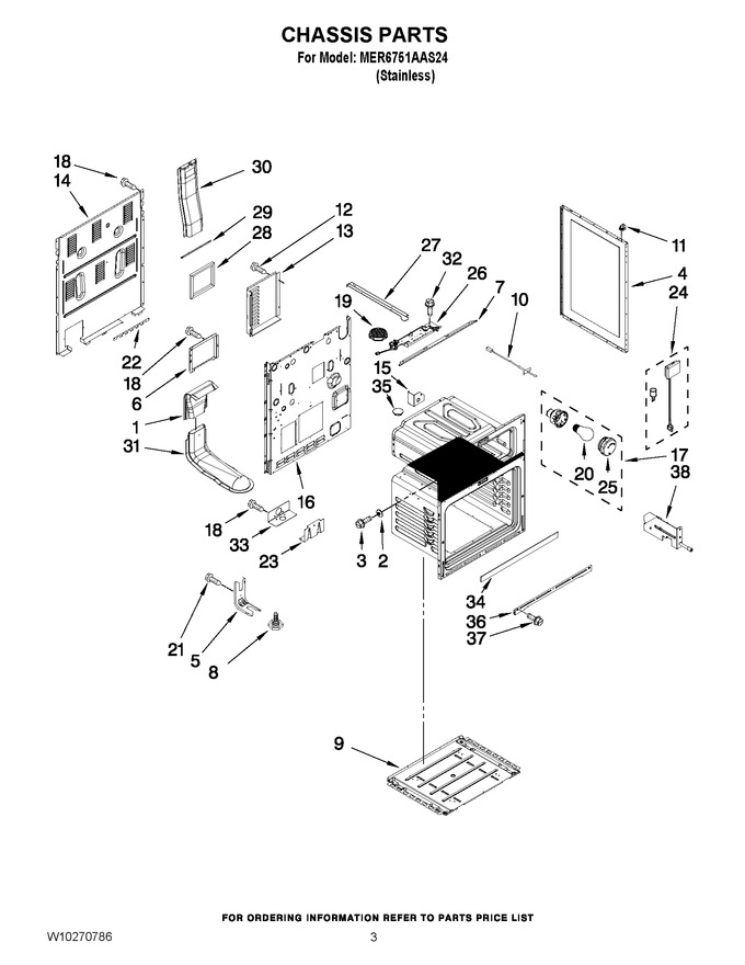 Diagram for MER6751AAS24