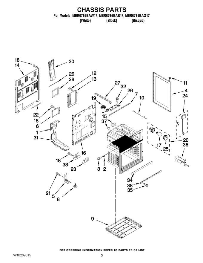 Diagram for MER6765BAB17