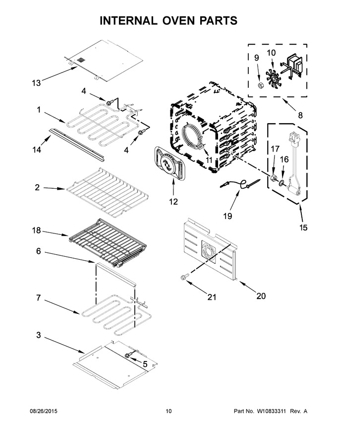 Diagram for JJW2830DS01