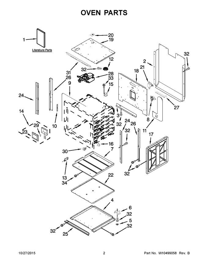 Diagram for JMW3430WB02