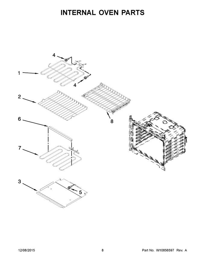 Diagram for MMW7730DE02
