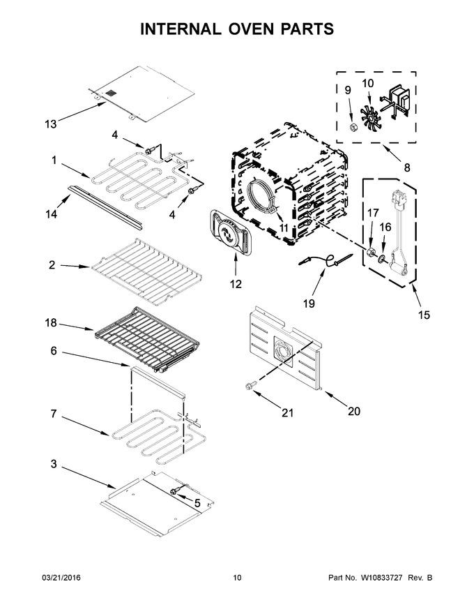 Diagram for JJW2830DB01