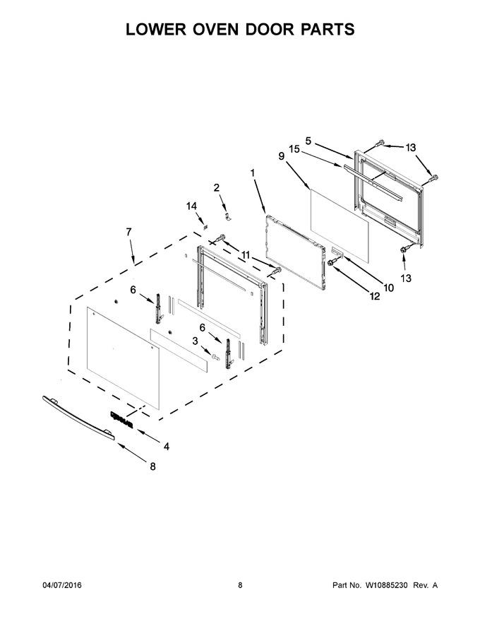 Diagram for JJW2827DB01