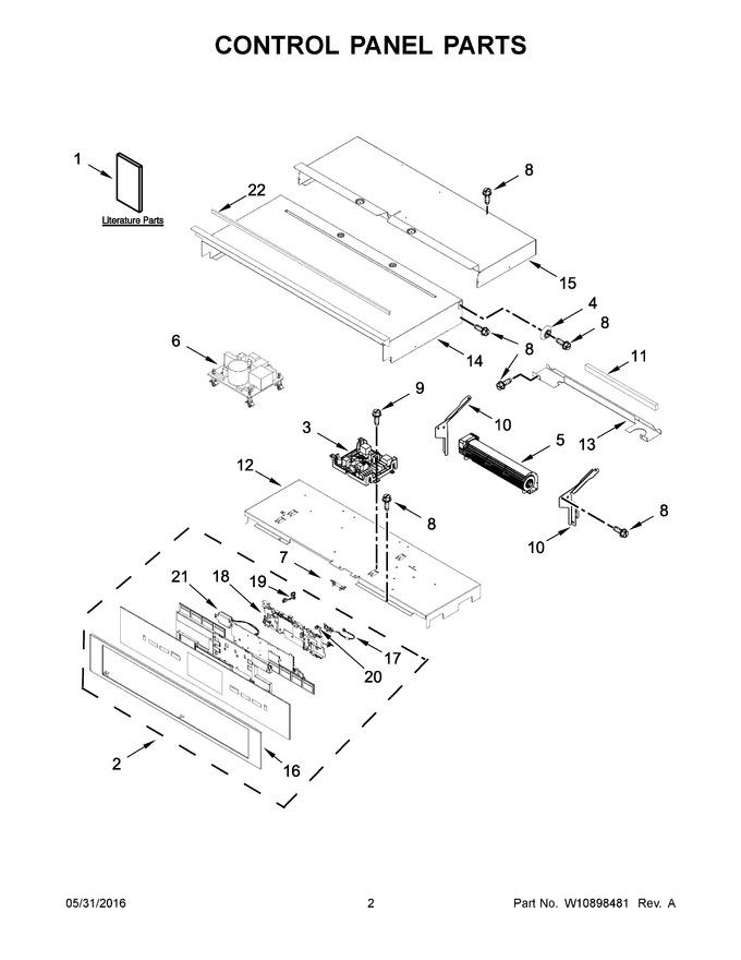 Diagram for JJW3430HS00