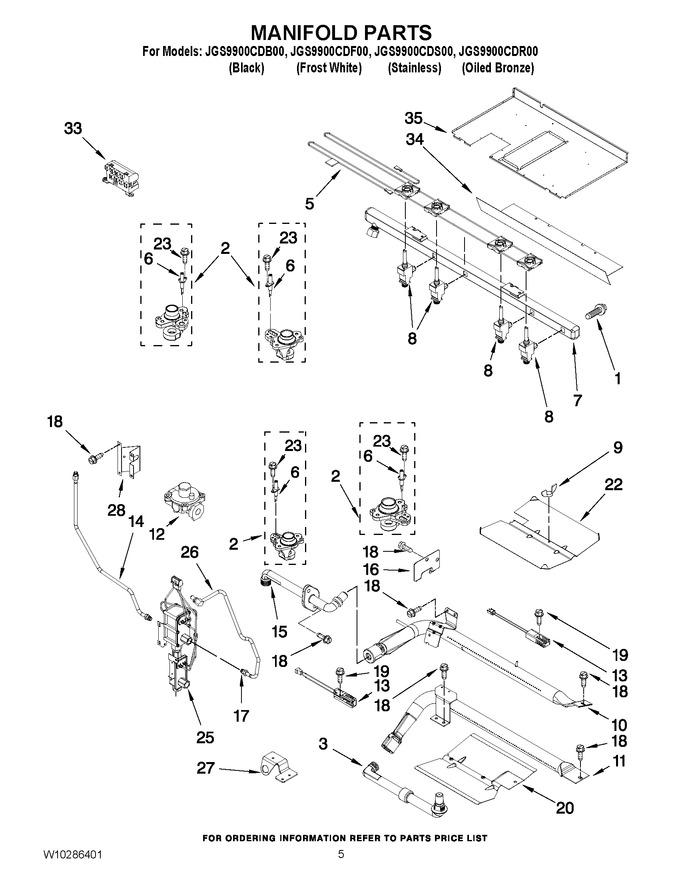 Diagram for JGS9900CDS00