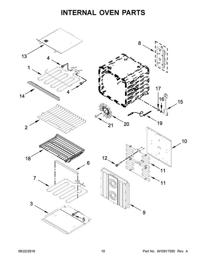 Diagram for JJW3830DS02