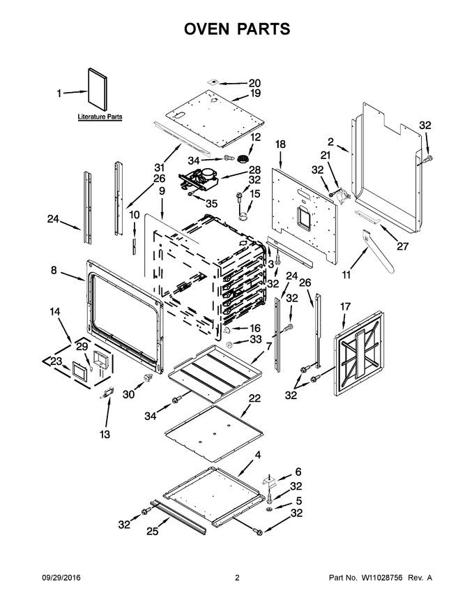 Diagram for JMW2327WS02