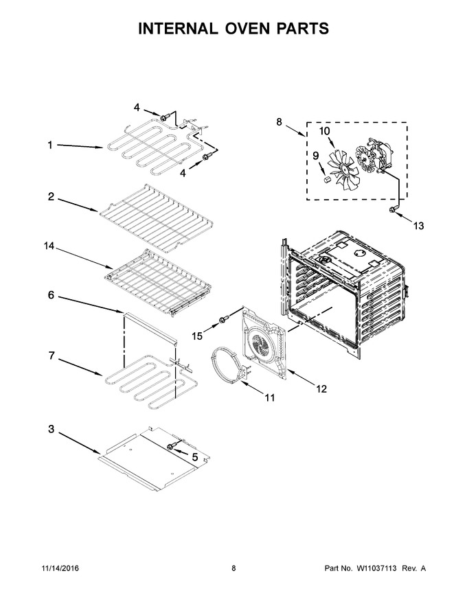 Diagram for MEW9530FZ02