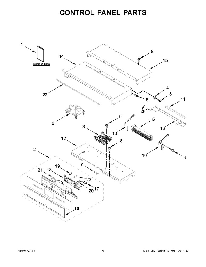 Diagram for JJW2427DS02