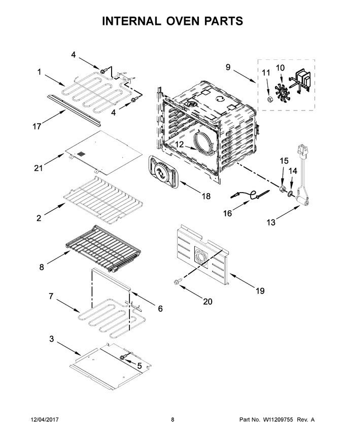 Diagram for JMW2430DP02