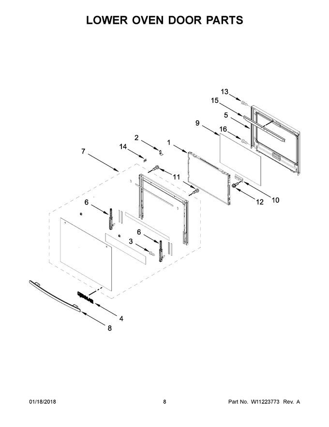 Diagram for JJW2830DB02