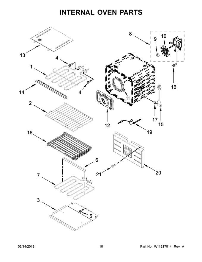 Diagram for JJW2730DS02