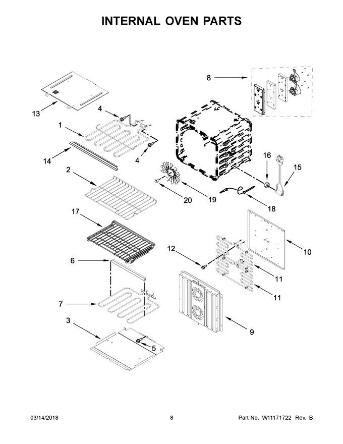 Diagram for JJW3430DB02