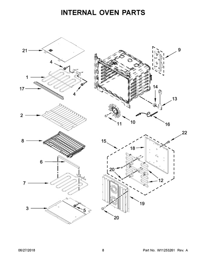 Diagram for JMW3430DS03