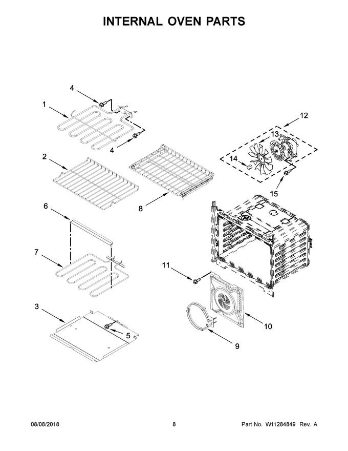 Diagram for MMW9730FZ03