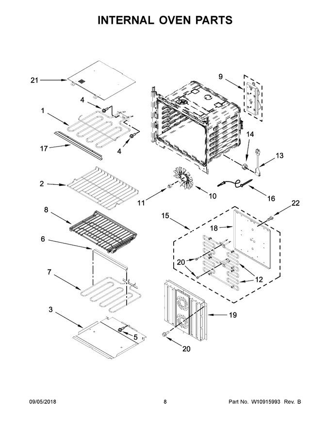 Diagram for JMW3430DS02