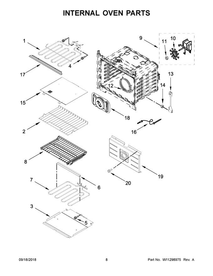 Diagram for JMW2430DS03