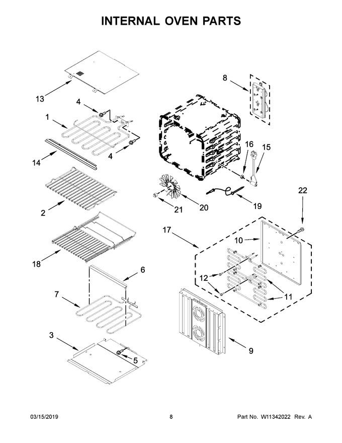 Diagram for JJW3430IL00