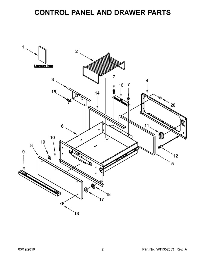 Diagram for JJD3027IM00