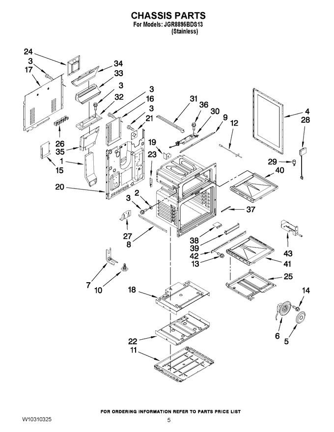 Diagram for JGR8895BDS13