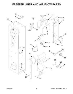 whirlpool freezer wiring diagram w10482187 whirlpool wiring harness automatic appliance parts  w10482187 whirlpool wiring harness