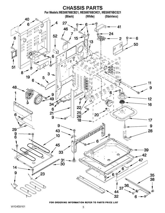 Diagram for MES5875BCB21