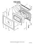Diagram for 05 - Door Parts