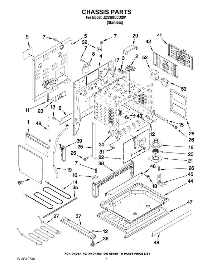 Diagram for JDS9860CDS01