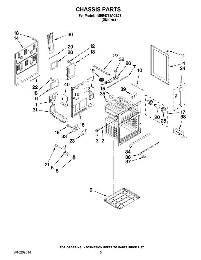 Diagram for MER6755ACS26