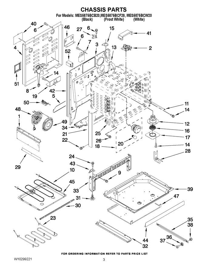 Diagram for MES5875BCF20