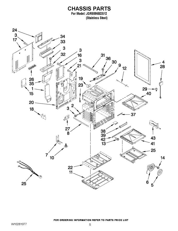 Diagram for JGR8895BDS12