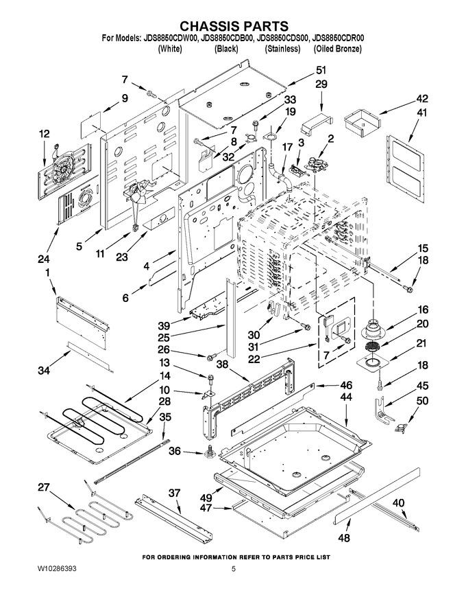 Diagram for JDS8850CDB00