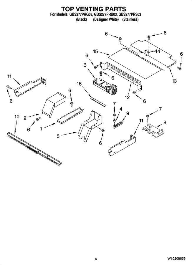 Diagram for GBS277PRS03