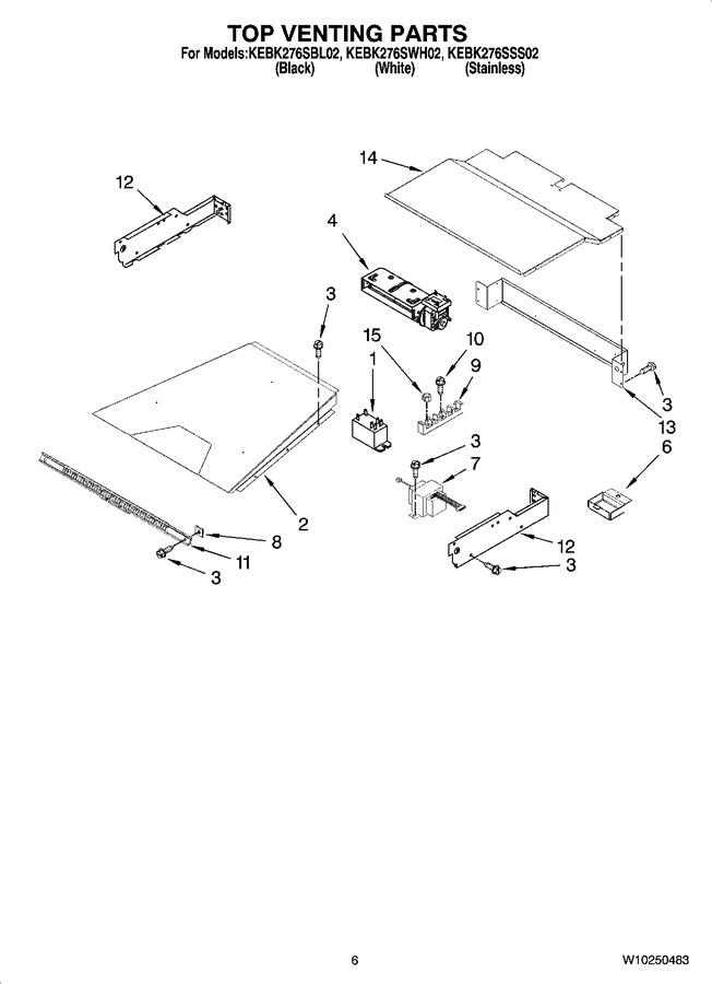 Diagram for KEBK276SBL02