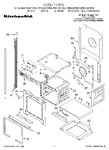 Diagram for 01 - Oven