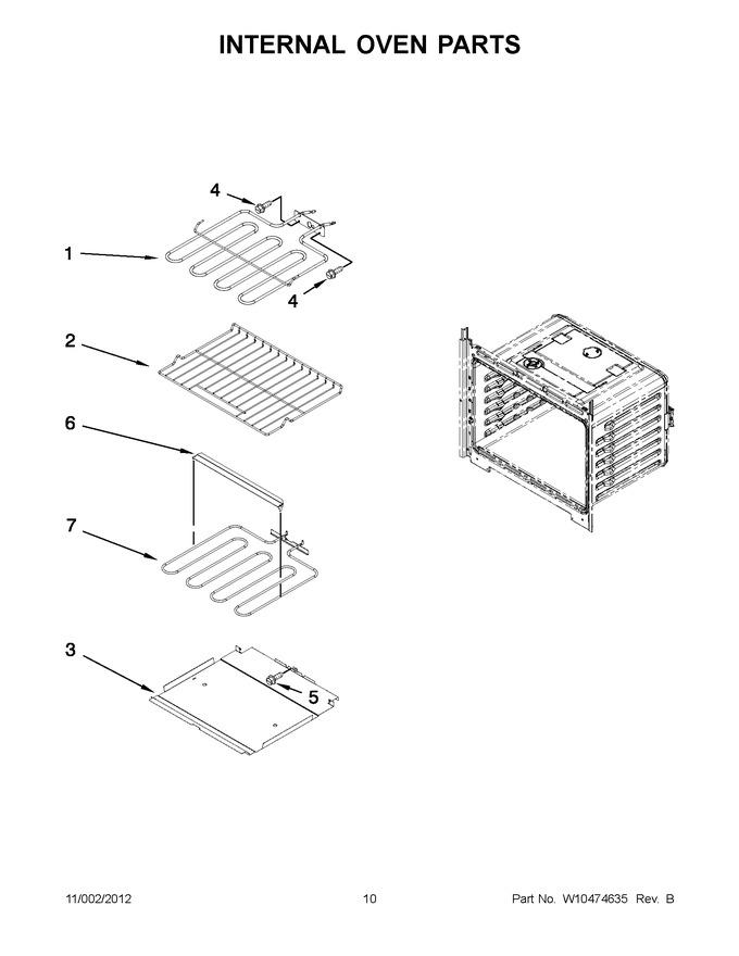 Diagram for WOD51EC0AS00