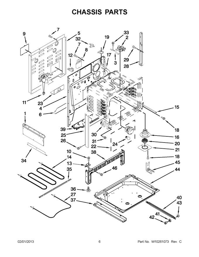Diagram for RY160LXTB02
