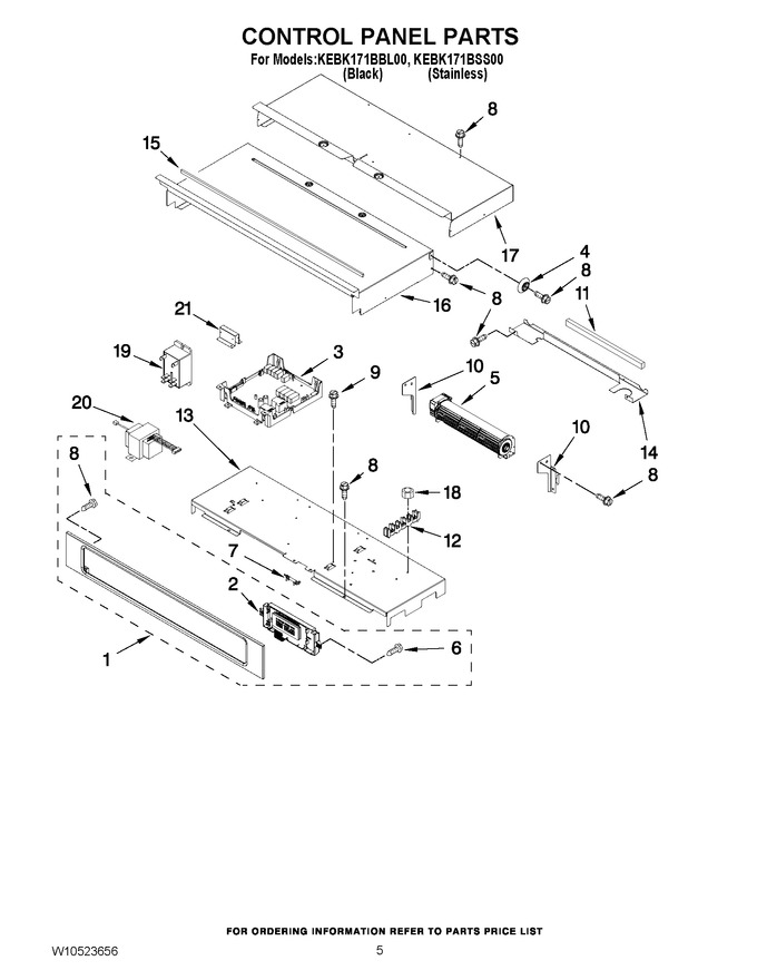 Diagram for KEBK171BSS00