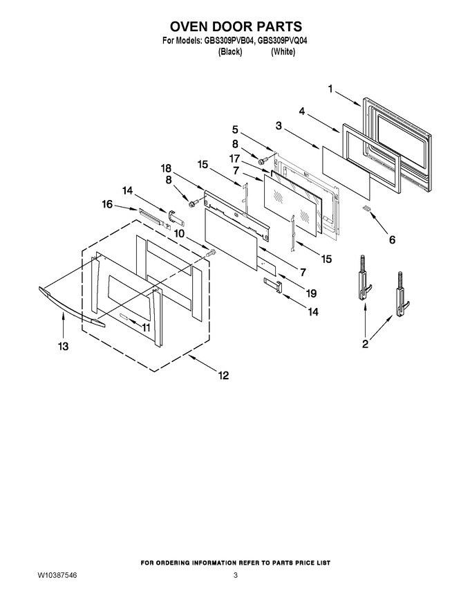 Diagram for GBS309PVQ04