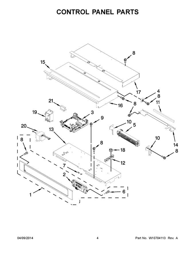 Diagram for KEBS109BSP01