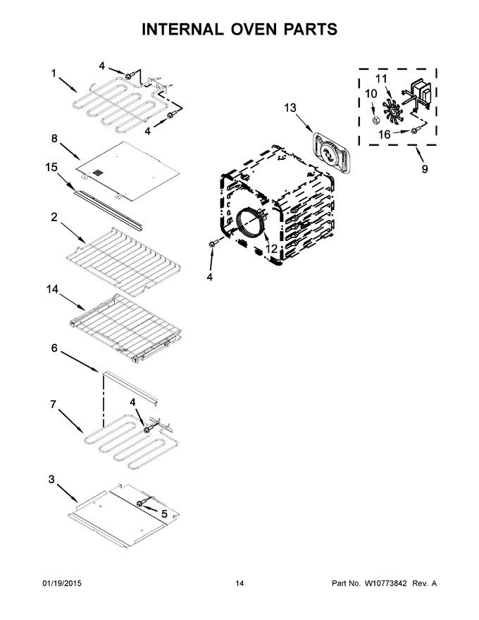 Diagram for KOCE500EBL00