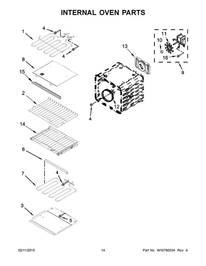 Diagram for KOCE507EBL00