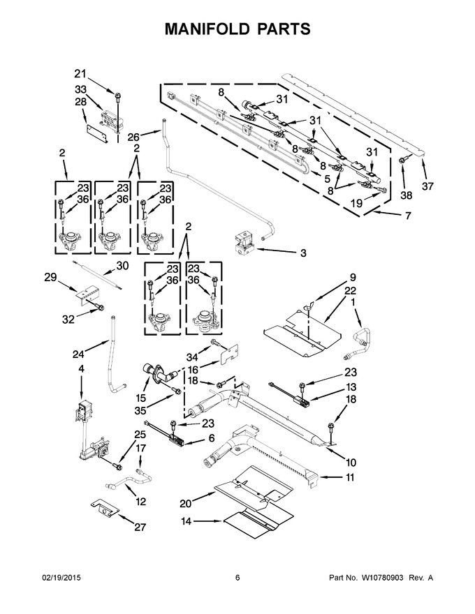 Diagram for KFGD500EWH00