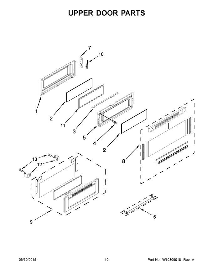 Diagram for KFED500EWH01