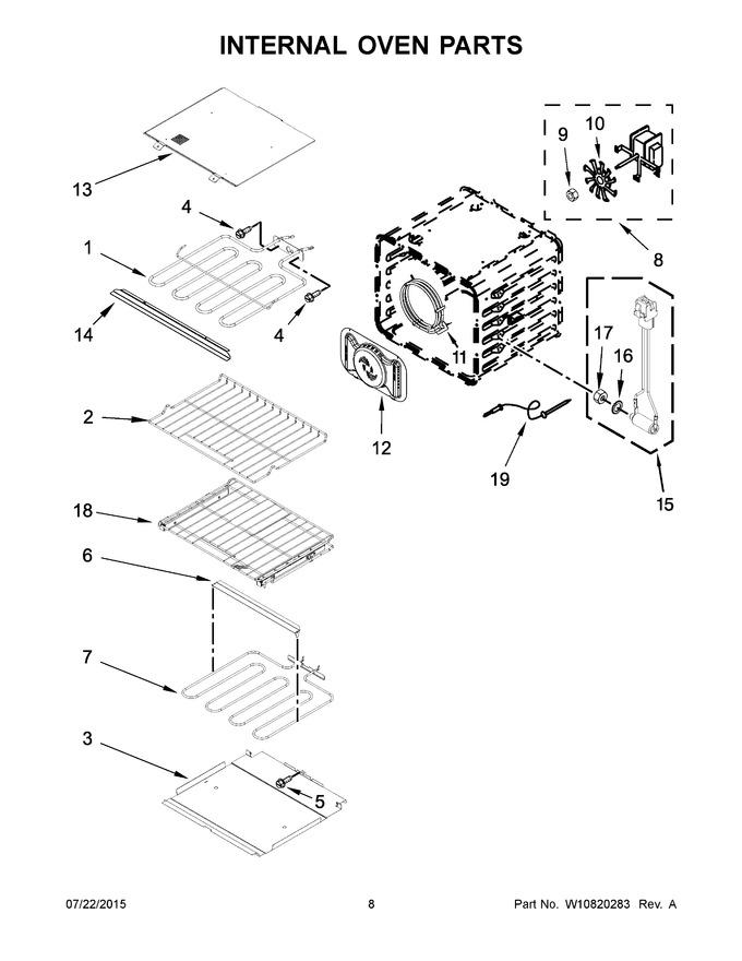 Diagram for KOSE500EBS01