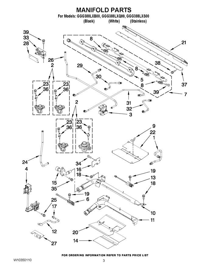 Diagram for GGG388LXB00