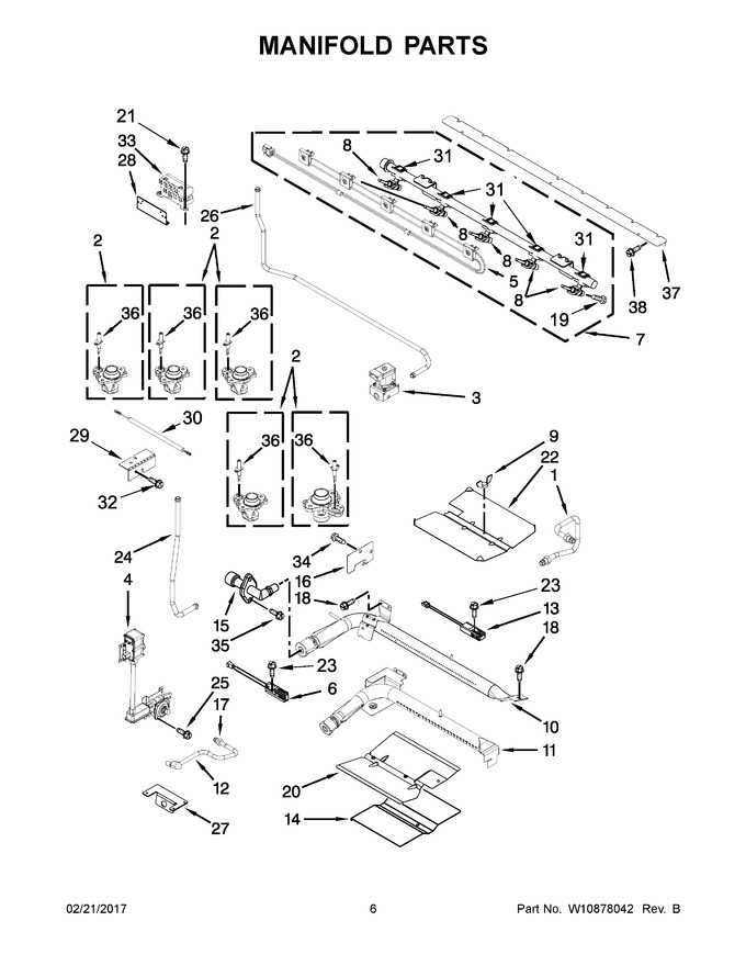 Diagram for KFGD500ESS02
