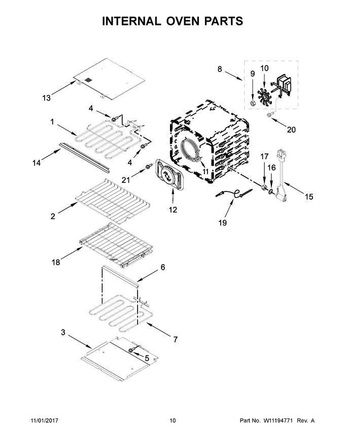 Diagram for KODE500EWH03