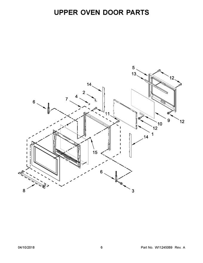 Diagram for KODE500EBS04